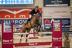 Van Hamme Gilles, BEL, Qatar van't Paradijs<br /> Pavo Hengsten competitie - Oudsbergen 2021<br /> © Hippo Foto - Dirk Caremans<br />  22/02/2021