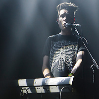 Bastille performing live at the O2 Apollo, Manchester 2013-01-25