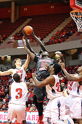 08 November 2015:  Illinois State Redbirds host the Southern Indiana Screaming Eagles and beat them 88-81 in an exhibition game at Redbird Arena in Normal Illinois (Photo by Alan Look)