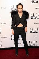 Tallulah Harlech, ELLE Style Awards, One Embankment, London UK, 18 February 2014, Photo by Richard Goldschmidt