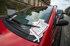 Careful where you park | Edinburgh | 29 December 2016