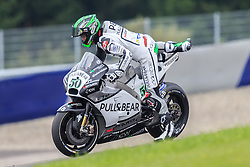 12.08.2016, Red Bull Ring, Spielberg, AUT, MotoGP, NeroGiardini Grand Prix von Oesterreich, Training, im Bild Eugene Laverty (IRE) Pull & Bear Aspar Team // Northern Irish MotoGP rider Eugene Laverty of Pull & Bear Aspar Team during the Practice of the Austrian MotoGP Grand Prix at the Red Bull Ring in Spielberg, Austria, 2016/08/12, EXPA Pictures © 2016, PhotoCredit: EXPA/ Dominik Angerer
