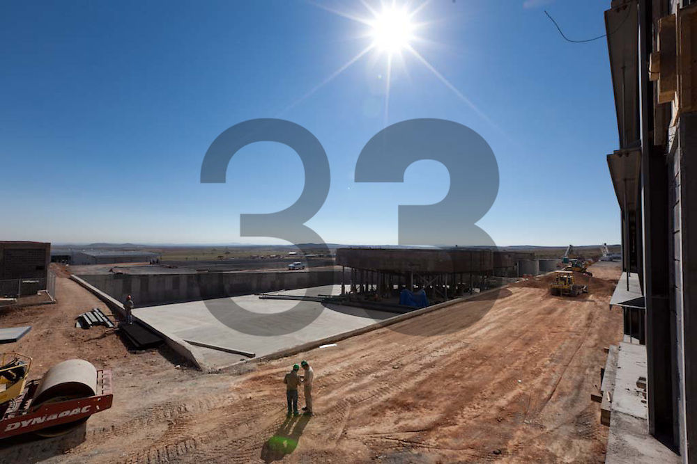 The Saucito project in the state of Zacatecas, part of Fresnillo plc.