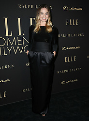 October 14, 2019, Beverly Hills, California, USA: 14 October 2019 - Beverly Hills, California - Margot Robbie. 2019 ELLE Women In Hollywood held at the Beverly Wilshire Four Seasons Hotel. Photo Credit: Birdie Thompson/AdMedia (Credit Image: © Birdie Thompson/AdMedia via ZUMA Wire)