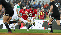 Rugby Union - 2017 British & Irish Lions Tour of New Zealand - Second Test: New Zealand vs. British & Irish Lions<br /> <br /> Sean O'Brien of The British and Irish Lions at Westpac Stadium, Wellington.<br /> <br /> COLORSPORT/LYNNE CAMERON