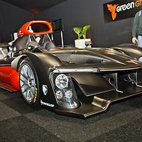 GreenGT H2 on display at Le Mans 24H 2012