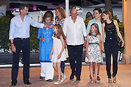 073116 Spanish Royals dinner at Flanigan