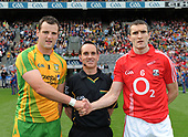 Cork v Donegal - All-Ireland SFC Semi-Final 2012