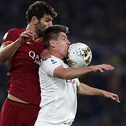 20191027 Calcio, Serie A : AS Roma vs AC Milan