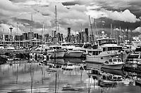 Elliott Bay & Downtown Seattle, Smith Cove