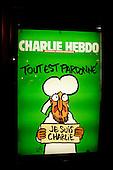 Charlie Hebdo for sale