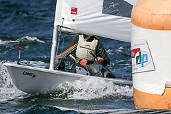 , Kiel - Young Europeans Sailing 14.05. - 17.05.2016, Laser Rad. M - GER 207526 - Peer Rasmus KÜHNELT - Kieler Yacht-Club e. V㒘