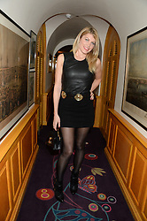 MEREDITH OSTROM at Tatler Magazine's Little Black Book Party held at Annabel's, Berkeley Square, London on 5th November 2013.