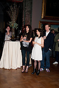 MICAELA PHILIPPO; DEBRA LENNARD;, Patrick Keiller The  Robinson Institute,  The Duveens Commission: - Tate Britain, Millbank, London. 26 March 2012.