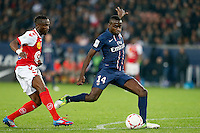 FOOTBALL - FRENCH CHAMPIONSHIP 2012/2013 - L1 - PARIS SAINT GERMAIN VS REIMS - 20/10/2012 - BLAISE MATUIDI (PARIS SAINT-GERMAIN)
