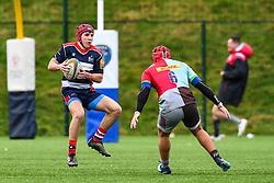 Ioan Lloyd of Bristol Academy U18 in action - Mandatory by-line: Craig Thomas/JMP - 03/02/2018 - RUGBY - SGS Wise Campus - Bristol, England - Bristol U18 v Harlequins U18 - Premiership U18 League