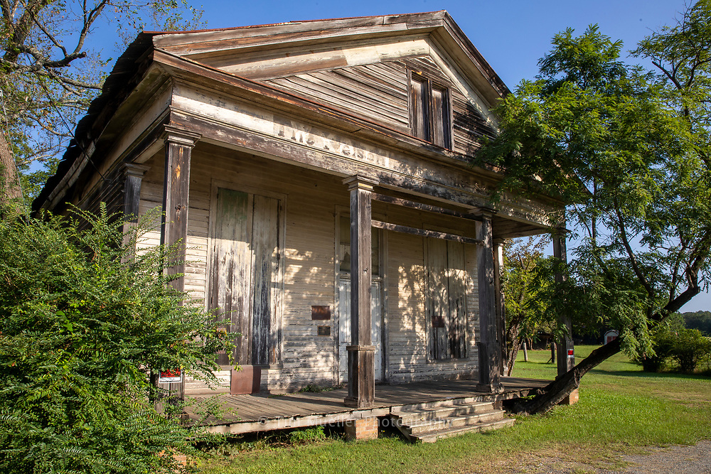 In Desoto parish the historic and beautiful village of Keachi, Louisiana is a place lined with plantation homes, schools and stores including Keachi Plantatioin Store. The building functioned as a commissary for local plantation owners and sharecroppers.