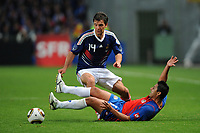 FOOTBALL - FRIENDLY GAME 2010 - FRANCE v COSTA RICA - 26/05/2010 - JEREMY TOULALAN (FRA)<br /> PHOTO FRANCK FAUGERE / DPPI