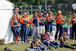 Team Netherlands<br /> FEI EventingEuropean Championship <br /> Avenches 2021<br /> © Hippo Foto - Dirk Caremans<br />  23/09/2021