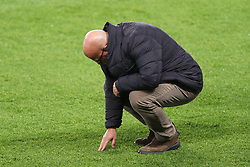 November 5, 2019, Paris, FRANCE: Club's chairman Bart Verhaeghe pictured during a training session of Belgian soccer team Club Brugge KV, Tuesday 05 November 2019 in Paris, France, in preparation of tomorrow's match against French club Paris Saint-Germain Football Club in the first round of the UEFA Champions League. BELGA PHOTO BRUNO FAHY (Credit Image: © Bruno Fahy/Belga via ZUMA Press)