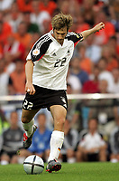Fotball,  Portugal, EM, Euro 2004, 150604, Tyskland - Nederland<br /> Torsten Frings , Tyskland<br /> Photo:Digitalsport