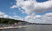 Poznan. Poland. General View .GV  FISA 2015 European Rowing Championships. Venue Lake Malta. 28.05.2015. [Mandatory Credit: Peter Spurrier/Intersport-images.com]