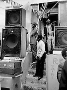 Dancing at a Notting Hill Carnival Sound System 1989