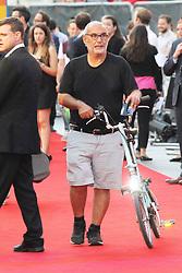 Licensed to London News Pictures. Alan Yentob, Alan Partridge: Alpha Papa World Film Premiere, Vue West End cinema Leicester Square, London UK, 24 July 2013. Photo credit: Richard Goldschmidt/LNP