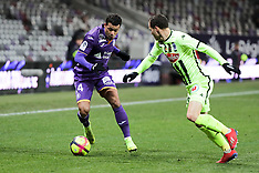 Toulouse vs Angers - 27 Jan 2019