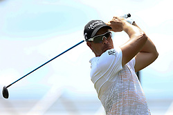 May 13, 2017 - Ponte Vedra Beach, Florida, United States - Henrik Stenson tees off the 10th hole during the third round of The PLAYERS Championship at TPC Sawgrass. (Credit Image: © Debby Wong via ZUMA Wire)