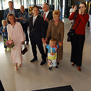 Huwelijk Berdien Stenberg en Pieter Kleve, kinderen