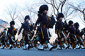 The 2010 St.Patricks Day Parade held along Fifth Avenue on March 17, 2010 in New York City