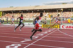 mens 400 meters, places 2-6