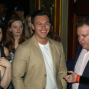 London,England,UK : Jack Jones attend the Raindance Filmmakers Ball by London Flair Pr at Cafe De Paris  in London. Photo by See Li