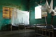 Ward at the Kassaro community health center in the village of Kassaro, Mali on Saturday August 28, 2010.