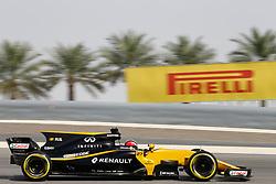 April 14, 2017 - Sakhir, Bahrain - Motorsports: FIA Formula One World Championship 2017, Grand Prix of Bahrain, .#27 Nico Hulkenberg (GER, Renault Sport F1 Team) (Credit Image: © Hoch Zwei via ZUMA Wire)