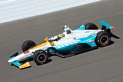 April 30, 2018 - Indianapolis, IN, U.S. - INDIANAPOLIS, IN - APRIL 30: Gabby Chaves (88) during an Open Test on April 30, 2018, at the Indianapolis Motor Speedway in Indianapolis, IN. (Photo by James Black/Icon Sportswire) (Credit Image: © James Black/Icon SMI via ZUMA Press)