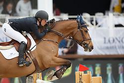 Augustsson Zanotelli Angelica, (SWE), Desiree v Marienshof<br /> Global Champions Tour Antwerp 2016<br /> © Hippo Foto - Dirk Caremans<br /> 22/04/16