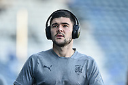 Barnsley Midfielder, Alex Mowatt (27) during the EFL Sky Bet League 1 match between Portsmouth and Barnsley at Fratton Park, Portsmouth, England on 23 February 2019.