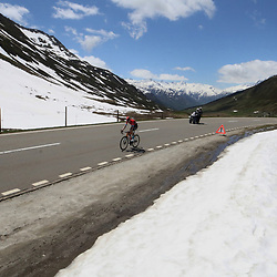 ANDERMATT (SUI) CYCLING<br /> Tour de Suisse stage 8<br /> Gino Mader