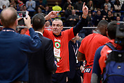 DESCRIZIONE : Beko Final Eight Coppa Italia 2016 Serie A Final8 Finale Olimpia EA7 Emporio Armani Milano - Sidigas Scandone Avellino<br /> GIOCATORE : Jasmin Repesa<br /> CATEGORIA : Ritratto Esultanza Postgame<br /> SQUADRA : Olimpia EA7 Emporio Armani Milano<br /> EVENTO : Beko Final Eight Coppa Italia 2016<br /> GARA : Finale Olimpia EA7 Emporio Armani Milano - Sidigas Scandone Avellino<br /> DATA : 21/02/2016<br /> SPORT : Pallacanestro <br /> AUTORE : Agenzia Ciamillo-Castoria/C.Atzori