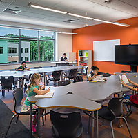 Pine Street Elementary School Classroom - Conyers, GA