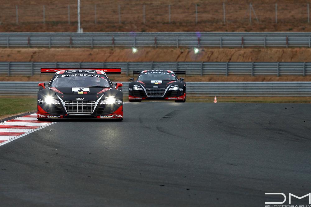 FIA GT1 series in Navarra, Spain