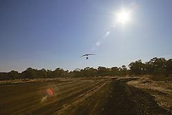 Landing Ultra Light Flight, Victoria Falls