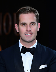 Chris Grainger-Herr attending the BFI Luminous Fundraising Gala held at the Guildhall, London. PRESS ASSOCIATION Photo. Picture date: Tuesday October 3, 2017. Photo credit should read: Ian West/PA Wire