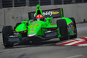31 August - 2 September, 2012, Baltimore, Maryland USA.James Hinchcliffe (27) .(c)2012, Jamey Price.LAT Photo USA