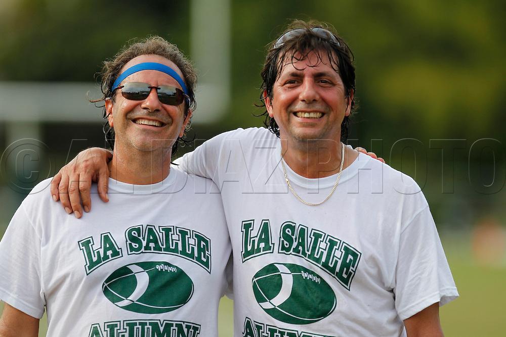 LaSalle High School Alumni football game 2011.