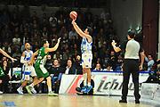 DESCRIZIONE : Campionato 2014/15 Dinamo Banco di Sardegna Sassari - Sidigas Scandone Avellino<br /> GIOCATORE : Giacomo Devecchi<br /> CATEGORIA : Tiro Tre Punti Controcampo<br /> SQUADRA : Dinamo Banco di Sardegna Sassari<br /> EVENTO : LegaBasket Serie A Beko 2014/2015<br /> GARA : Dinamo Banco di Sardegna Sassari - Sidigas Scandone Avellino<br /> DATA : 24/11/2014<br /> SPORT : Pallacanestro <br /> AUTORE : Agenzia Ciamillo-Castoria / M.Turrini<br /> Galleria : LegaBasket Serie A Beko 2014/2015<br /> Fotonotizia : Campionato 2014/15 Dinamo Banco di Sardegna Sassari - Sidigas Scandone Avellino<br /> Predefinita :