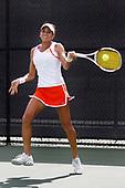 2/6/10 Women's Tennis vs Baylor