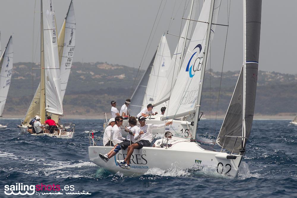 29 de junio de 2016, Tercera Jornada del Campeonato del Mundo de J80 Marina de Sotogrande./Day 3 at the J80 Worlds Marina de Sotogrande.